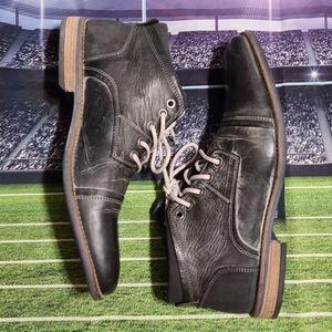 Parc City Boot Black Gray Boots Size 10.5